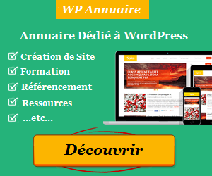 WP Annuaire est un répertoire de sites et services web dédiés à WordPress.